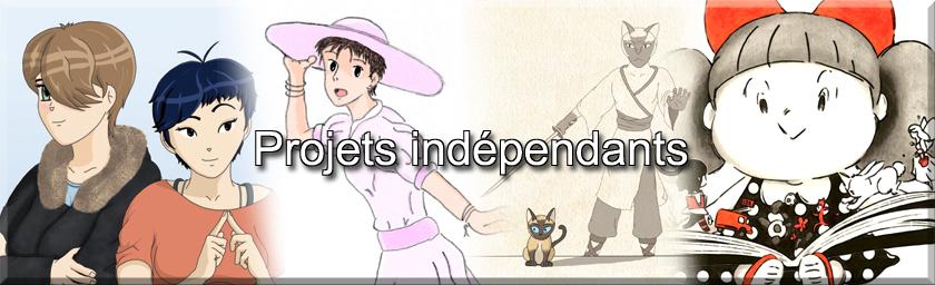 Projets indépendants